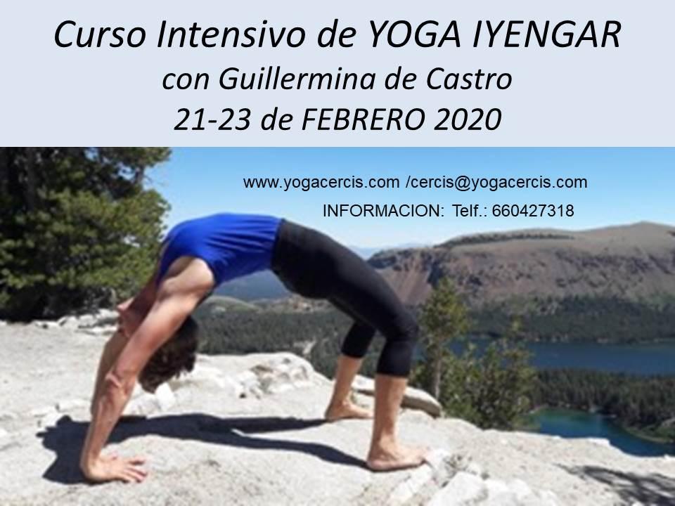 Retiro de Yoga Iyengar