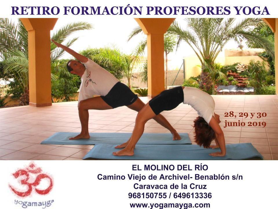RETIRO FORMACIÓN PROFESORES 2019